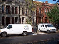 Geraci Painting & Decorating Van image